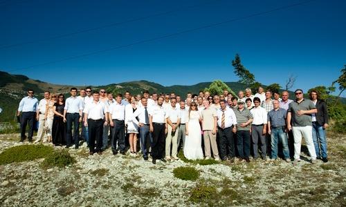 Общая фотография Конференции в Краснодарском крае
